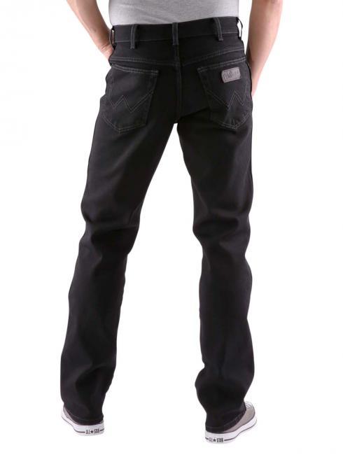 Wrangler Texas Stretch Jeans black overdye