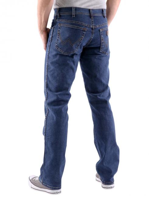 Wrangler Texas Stretch Jeans darkstone