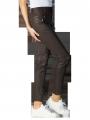 Angels Malu Zip Jeans Slijm dark chocolate - image 4