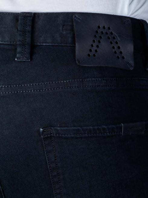 ALBERTO 1484 SLIM 4837 Superfit Dual FX Denim Slim Fit blau NEU