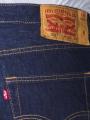 Levi's 501 Jeans Straight Fit stone/black/rinse Trio - image 5
