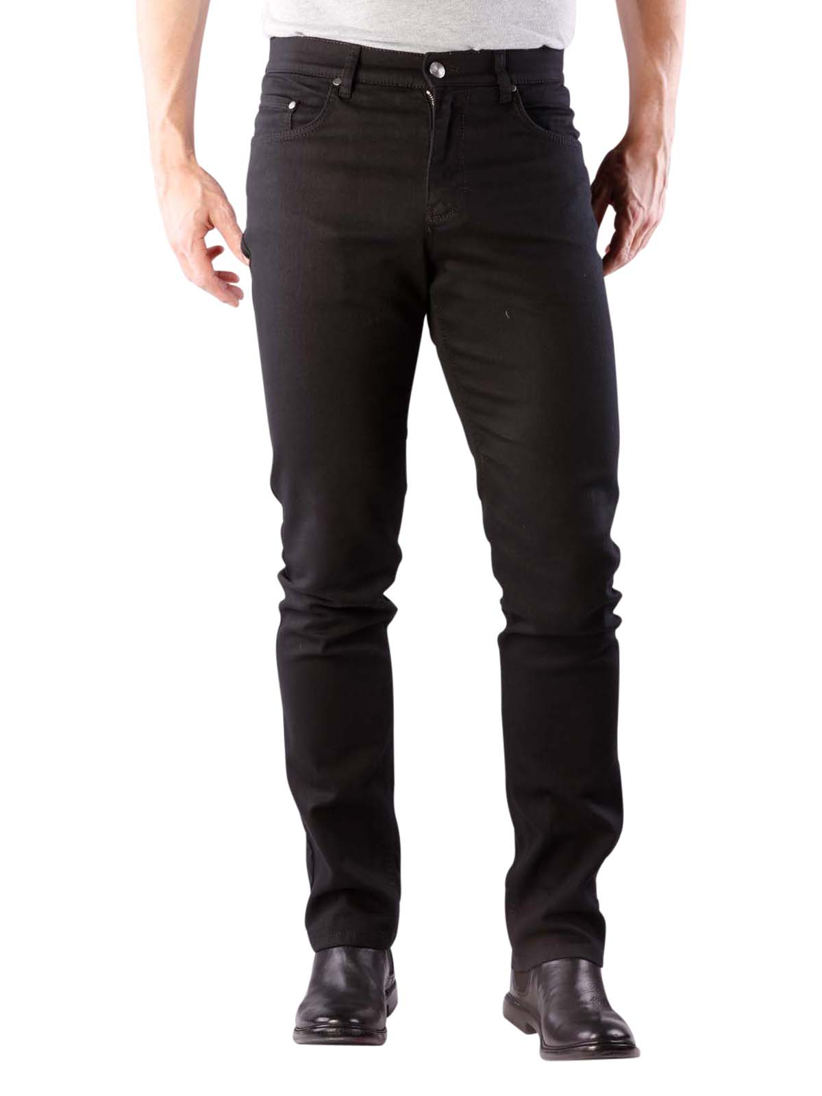 Brax Cooper Denim Jeans black Brax Men's Jeans | Free