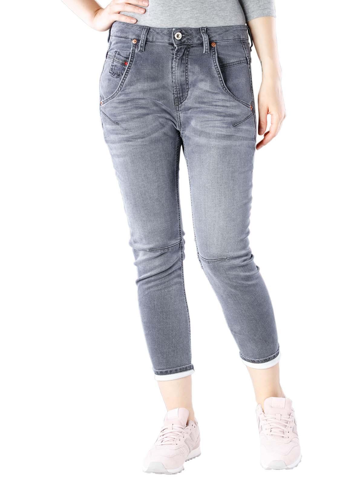 Gedanken an Original wählen Weg sparen Diesel Fayza-NE Sweat Jeans Boyfriend 689V Diesel Damen ...