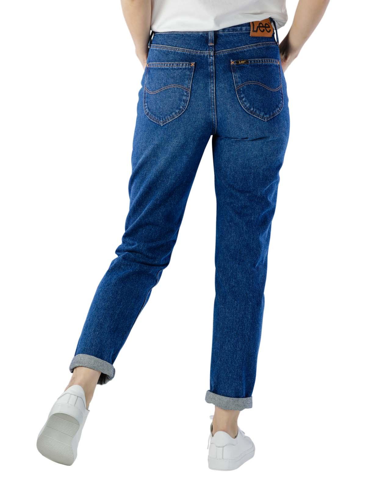 "SALE/%/%/% l31 Lee ® Stretch-Jeans /""mamma Straight/"" Blue Stone NUOVO!!"