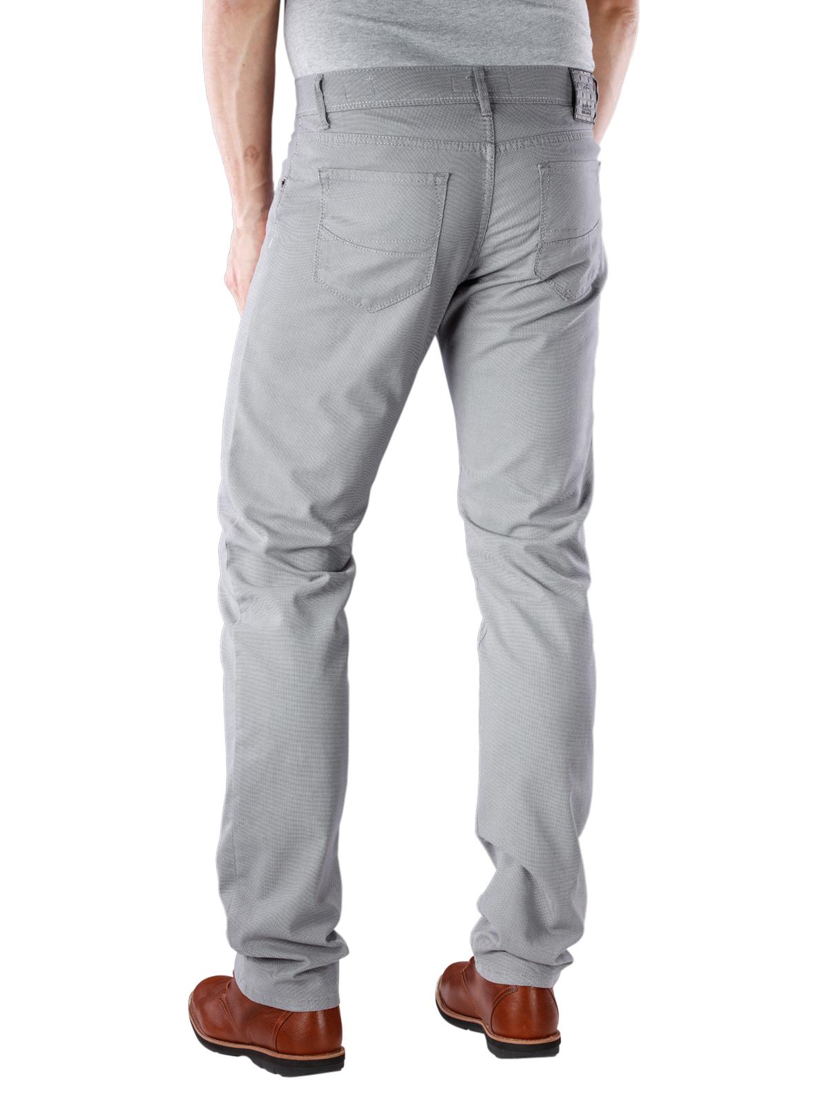neu billig präsentieren zeitloses Design Brax Cadiz Pant Straight Fit silver Brax Herren Jeans ...