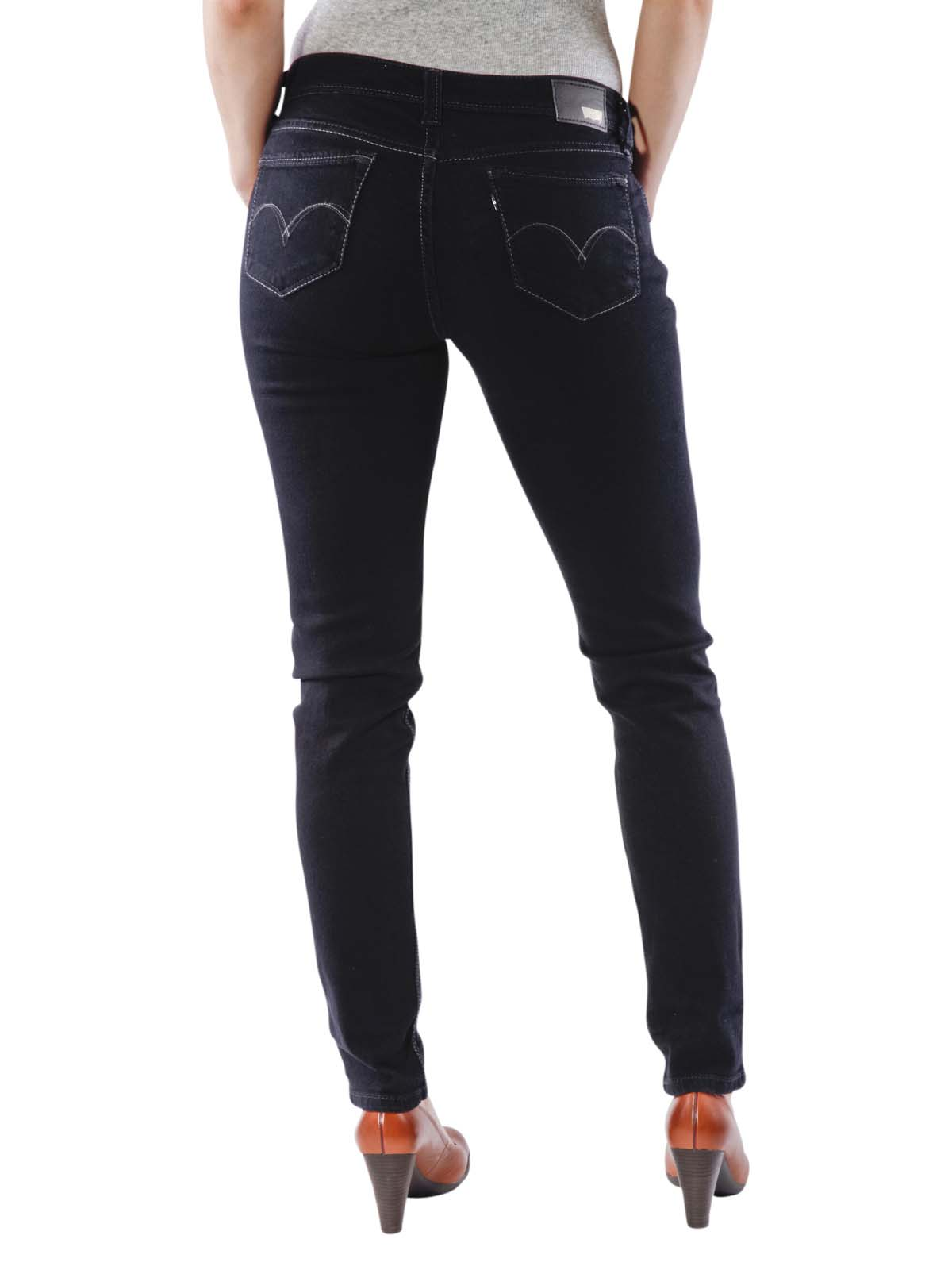 double coupon new authentic limited sale Levi's Bold Curve Jeans onyx Levi's Women's Jeans | Free ...