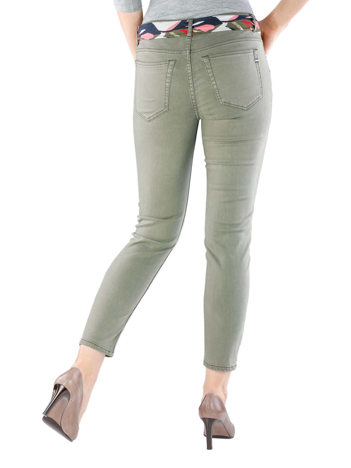 new appearance coupon code outlet online Marc O'Polo Lulea Slim Jeans burnt olive Marc O'Polo Women's ...